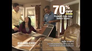 Empire Today Warehouse Sale TV Spot - Thumbnail 4