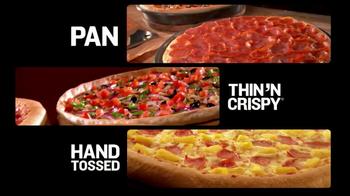 Pizza Hut $10 Any Pizza Carryout TV Spot, 'Prize Wheel' - Thumbnail 10