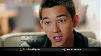 GameFly.com TV Spot, 'Real Kids'