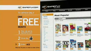 GameFly.com TV Spot, 'Real Kids' - Thumbnail 9