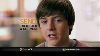 GameFly.com TV Spot, 'Real Kids' - Thumbnail 3