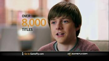 GameFly.com TV Spot, 'Real Kids' - Thumbnail 5