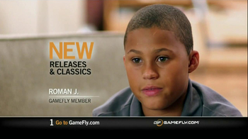 GameFly.com TV Spot, 'Real Kids' - Thumbnail 6