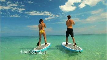 Sandals Resorts TV Spot, 'Sandals Has More'