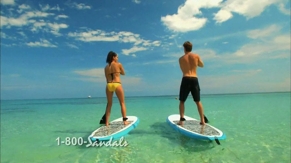 303829674da18 Sandals Resorts TV Ad  Sandals has More  - iSpot.tv
