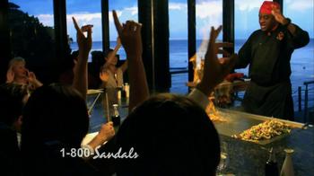 Sandals Resorts TV Spot, 'Sandals Has More' - Thumbnail 4