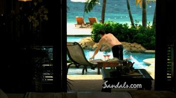 Sandals Resorts TV Spot, 'Sandals Has More' - Thumbnail 7