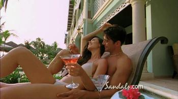 Sandals Resorts TV Spot, 'Sandals Has More' - Thumbnail 8