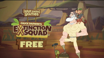 Chuck Darwin\'s Extinction Squad TV Spot, \'Burly Aussies\'
