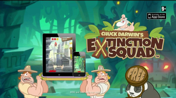 Chuck Darwin's Extinction Squad TV Spot, 'Burly Aussies' - Thumbnail 7
