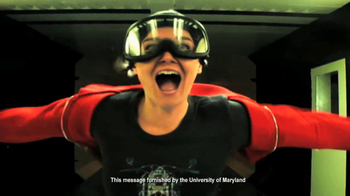 University of Maryland TV Spot, 'What Does It Take?' - Thumbnail 7
