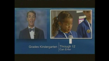 Explora Vision TV Spot Featuring Bill Nye