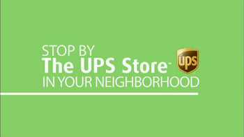 The UPS Store TV Spot, 'My Office' - Thumbnail 7