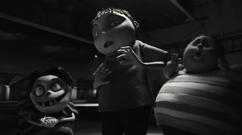 Subway Fresh Fit for Kids TV Spot, 'Frankenweenie' - Thumbnail 1