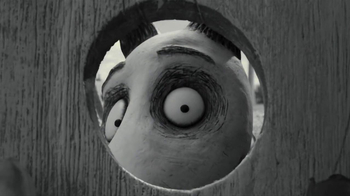 Subway Fresh Fit for Kids TV Spot, 'Frankenweenie'