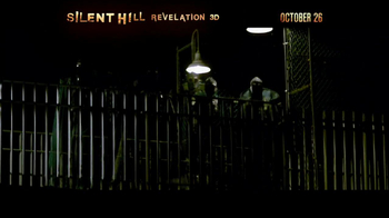 Silent Hill Revelation - Alternate Trailer 9