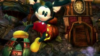 Disney Epic Mickey 2: The Power of Two TV Spot - Thumbnail 6