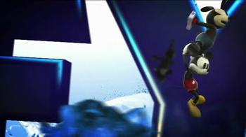Disney Epic Mickey 2: The Power of Two TV Spot - Thumbnail 7