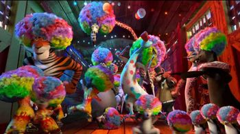 Madagascar 3 DVD with Marty's Rainbow Wig TV Spot