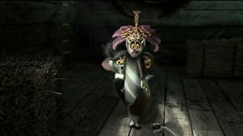Madagascar 3 DVD with Marty's Rainbow Wig TV Spot - Thumbnail 2
