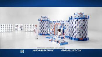 Progressive TV Spot, 'Castle' - Thumbnail 3