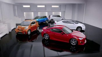 Scion TV Spot, 'What Moves You?'