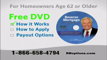 Reverse Mortgage TV Spot, 'Financial Concerns'