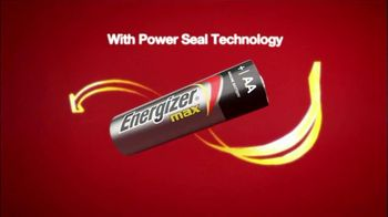 Energizer Max TV Spot, 'Vault' - Thumbnail 8