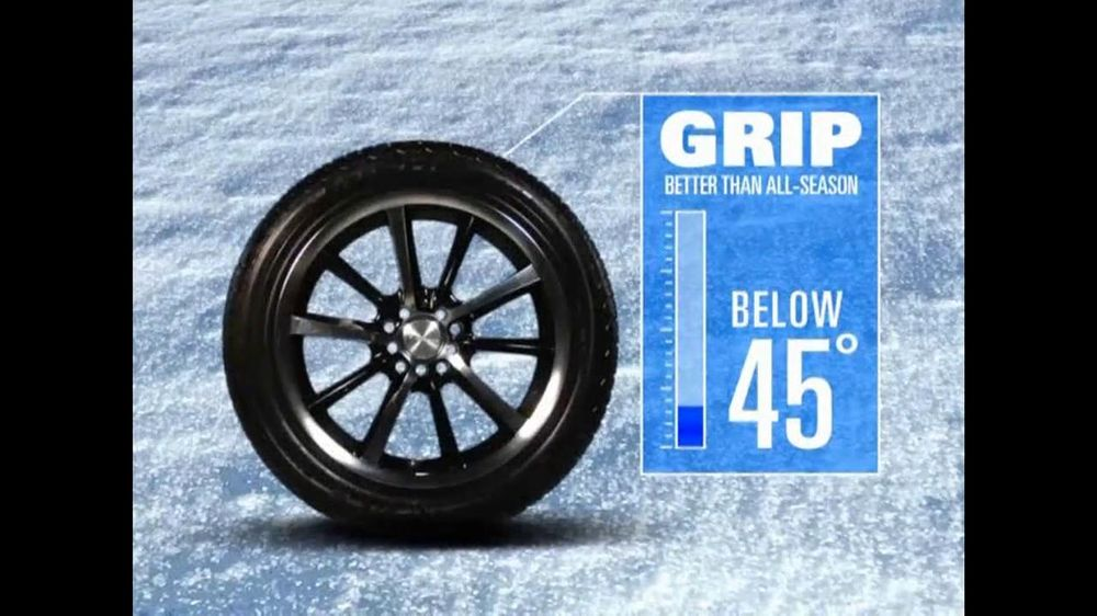 Discount Tire TV Commercial, 'Safe Winter' - Video