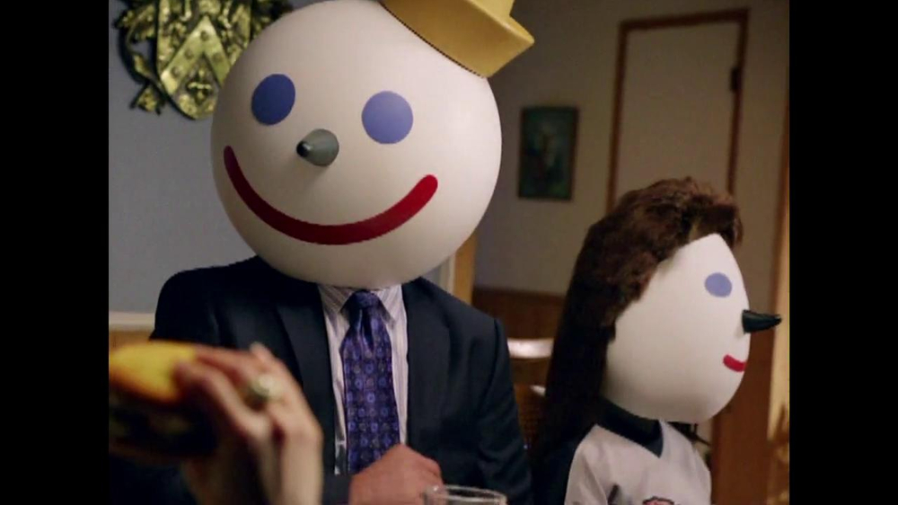 Jack in the box commercials dick