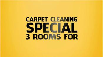 Stanley Steemer TV Spot, '3 Rooms for 99' - Thumbnail 6
