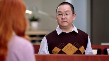 Wendy's Bacon Portobella Melt TV Spot, 'Lunch' Featuring Aaron Takahashi - Thumbnail 6
