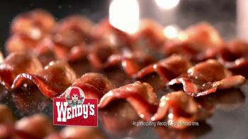 Wendy's Bacon Portobella Melt TV Spot, 'Lunch' Featuring Aaron Takahashi - Thumbnail 8