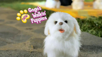 Gogo's Walkin' Puppies TV Spot