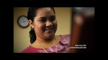 Charter College TV Spot, 'Untraditional'