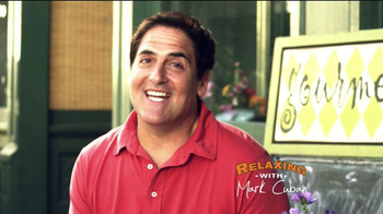 Skechers Relaxed Fit TV Spot Featuring Mark Cuban
