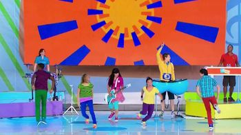 Nickelodeon The Fresh Beat Band TV Spot