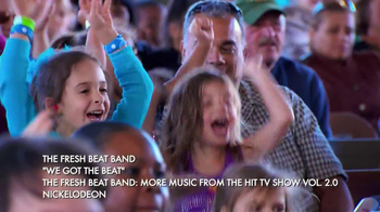 Nickelodeon The Fresh Beat Band TV Spot - Thumbnail 1