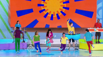 Nickelodeon The Fresh Beat Band TV Spot - Thumbnail 8