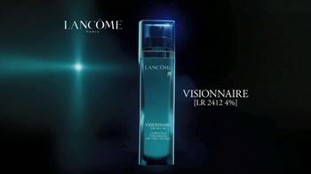 Lancôme Visionnaire LR2412 TV Spot, 'Visible Results' - Thumbnail 4