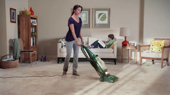 Bissell Liftoff Deep Cleaner TV Spot, 'Carpet Activity' - Thumbnail 2