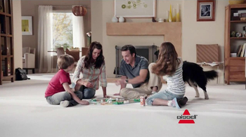 Bissell Liftoff Deep Cleaner TV Spot, 'Carpet Activity' - Thumbnail 7