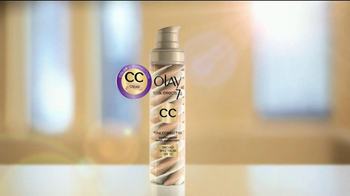 Olay Total Effects CC Cream TV Spot - Thumbnail 8