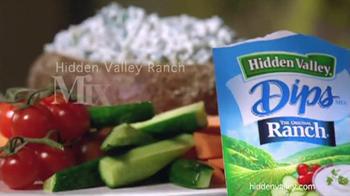 Hidden Valley Ranch Spinach Dip TV Spot - Thumbnail 8