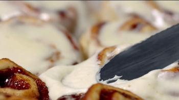 Burger King Cinnabon Minibon Rolls TV Spot, 'Exciting Things' - Thumbnail 8