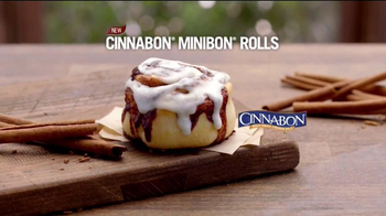 Burger King Cinnabon Minibon Rolls TV Spot, 'Exciting Things' - Thumbnail 9