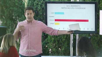 4G LTE Verizon Interviews TV Spot, 'Easy Choice' - Thumbnail 5