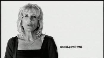 USAid FWD TV Spot Featuring Dr. Jill Biden - Thumbnail 4