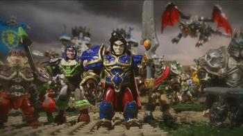 World of Warcraft Mega Bloks TV Spot