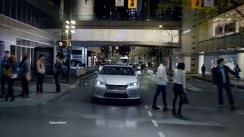 2013 Lexus ES 350 TV Spot Featuring Squeak E. Clean - Thumbnail 2